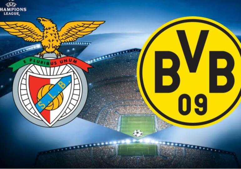 champions league benfica v dortmund  - WTX News Breaking News, fashion & Culture from around the World - Daily News Briefings -Finance, Business, Politics & Sports
