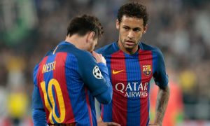 """Barca manager Ernesto Valverde told Neymar not to train and to """"sort out his future""""."""