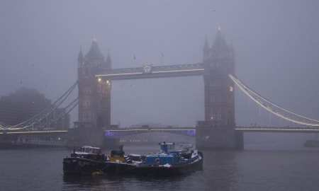 The Pollution levels in London have reached unprecedented levels.