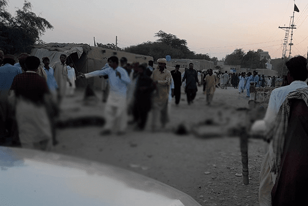 Pakistan is hit with another bomb this time in Balochistan