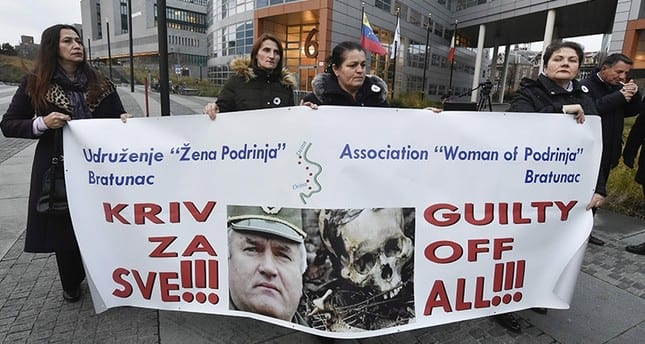 The Butcher of Bosnia has been convicted of war crimes and ethnic cleansing.