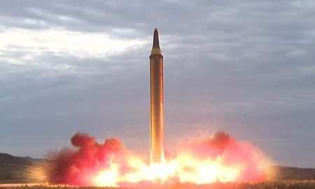 North Korea's missile test show they can reach the US
