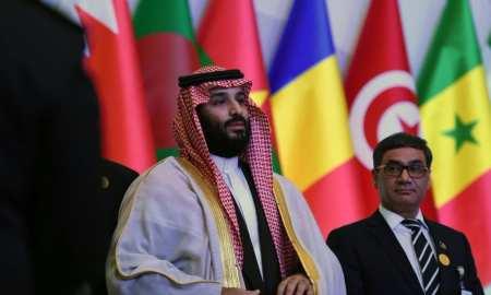 Saudi Arabia's powerful crown prince Mohammed bin Salman