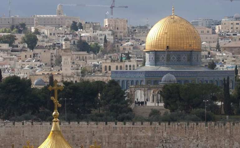 United States holds back aid to Palestinians until they recognise Jerusalem as Israels capital