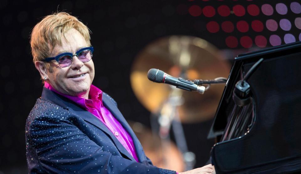 Goodbye Sir Elton John from Yvonne Ridley