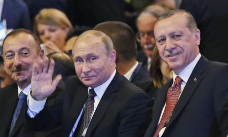 Russian President Vladimir Putin forging stronger alliances with the Arab world thanks to Trump