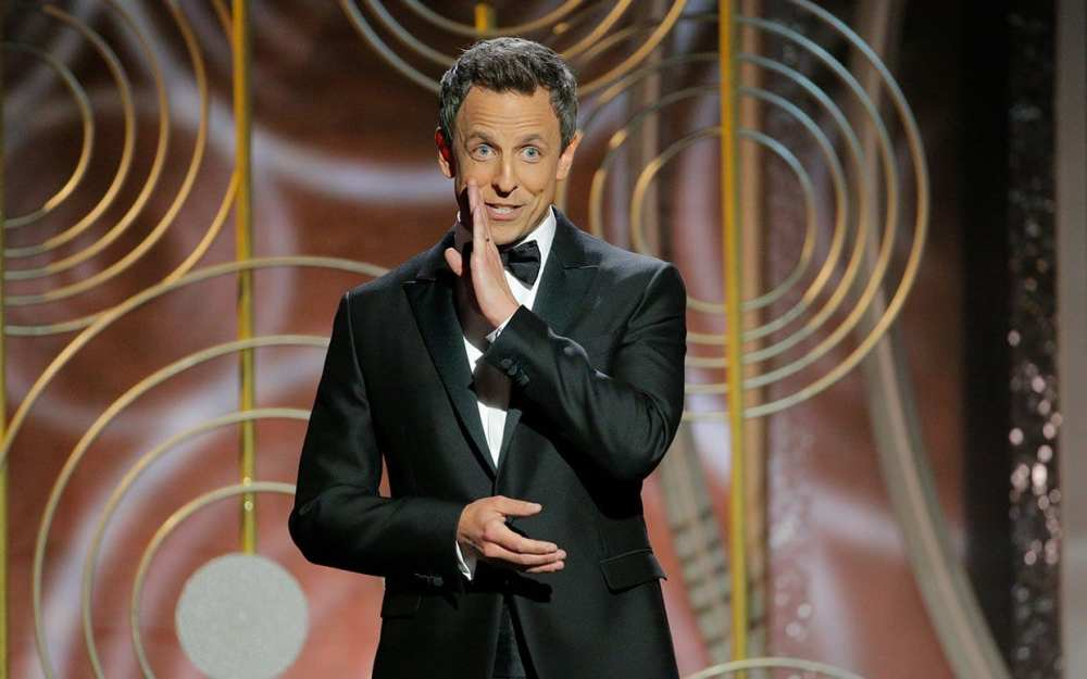 Seth-Meyers-golden-globes-host-2018 Beverly Hills