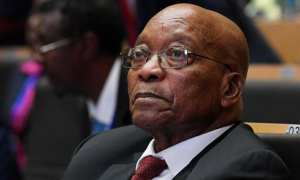 South African President Jacob Zuma resigns after being forced out by the ANC