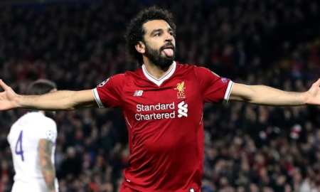 Mo Salah phenomena is sweeping through the country