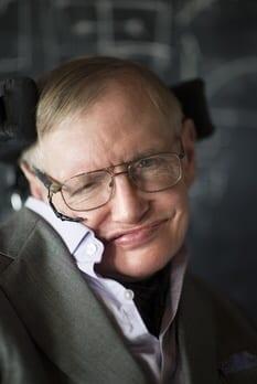 Breaking News: British Genius Steven Hawking Dead