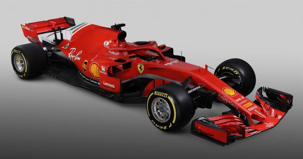 2018-Ferrari-SF71H-formula-1-race-car