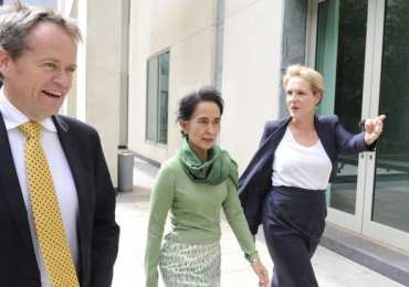 Aung San Suu Kyi - Was Never a Humanitarian- A modern day Hitler!