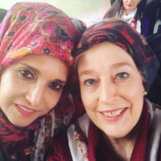 Convoy of Conscience - Day two of the convoy with the Head of Muslim Women's Forum South Africa
