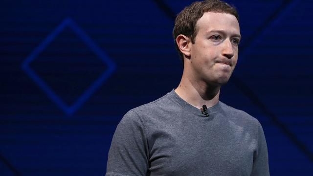 Facebook value drops by $37bn and more losses to come