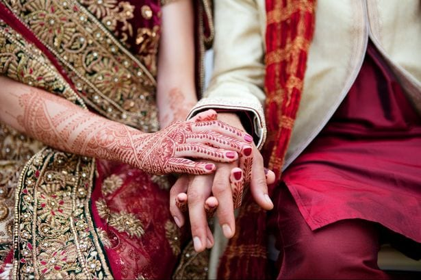 Forced marriages highest among British-Pakistanis in the Midlands