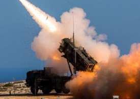Yemen Houthi's fire missiles at Saudi capital