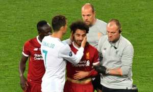 Ronaldo-Salah-Mane - Kiev 2018 Champions league final