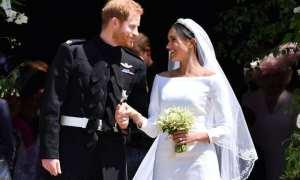 Prince Harry and Meghan Markle's Wedding 2018