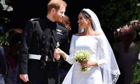 Prince Harry and Meghan Markle's Wedding 2018