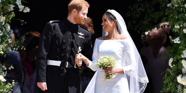 Yvonne Ridley reveals how she became transfixed by the Royal wedding Bishop Michael Curry and his pulpit performance