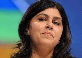 Breaking News; Tories try to silence Baroness Warsi