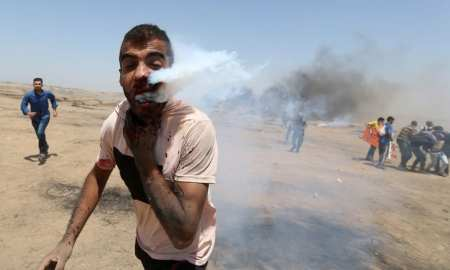 Israel has accused Iran of fueling recent violence on the Gaza border that has seen more than 120 Palestinians killed amid protests against Israel.