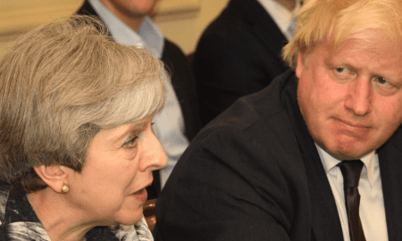 Boris Johnson resigns as Foreign Secretary