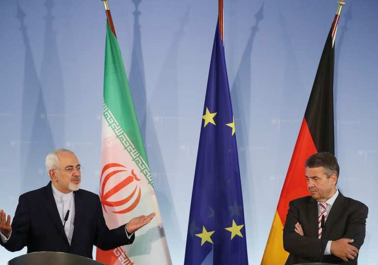 Iran: EU not ready to 'pay the price' of defying Washington