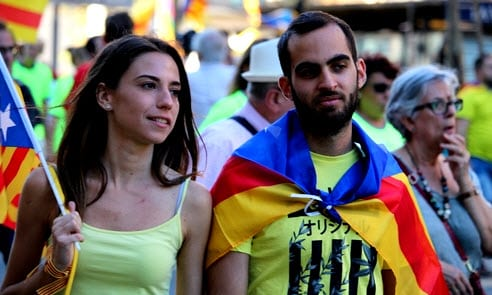 No turning back for Catalans
