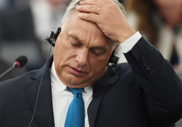 Are Tories sucking up to Hungary over Brexit?