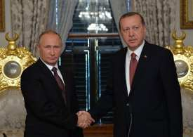 Erdogan and Putin agree to a buffer zone in Syria