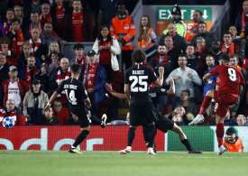 Champions league is back - as Liverpool & Barca both start with wins - Roundup