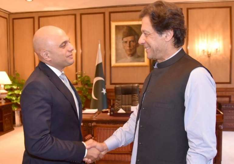 The UK will help Pakistan on alleged corruption if Pakistan tightens up on security issues