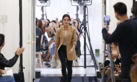 London Fashion Week - Victoria Beckham makes her debut