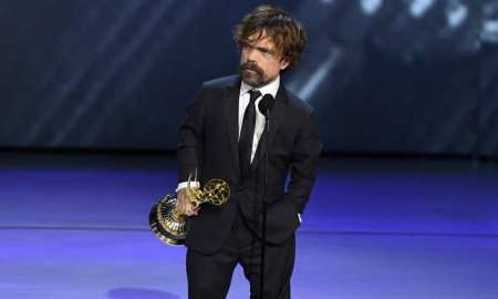 Supporting Actor in a Drama Series - Peter Dinklage, Game of Thrones (WINNER)