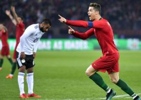 Cristiano Ronaldo left out from Portugal squad