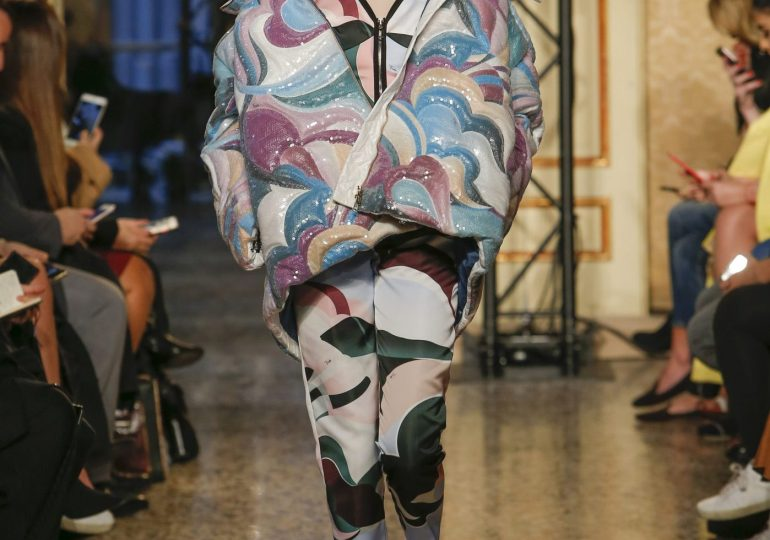 EMILIO PUCCI FW2018 19 41  - WTX News Breaking News, fashion & Culture from around the World - Daily News Briefings -Finance, Business, Politics & Sports