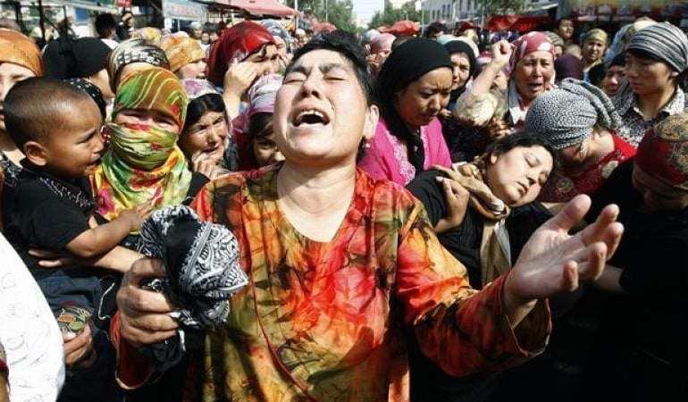 China facing major backlash over the treatment of Muslims