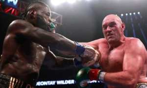 Tyson Fury demands a rematch