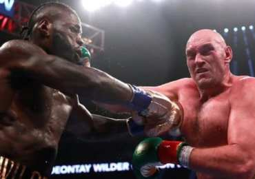 Fury claims he was the real winner in LA - demanding a rematch