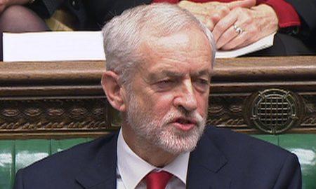 Jeremy Corbyn calls Theresa May a Stupid Woman