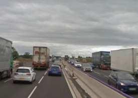 M6 motorway reopens after multi-vehicle crash