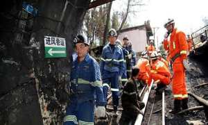 The death toll in a coal mine roof collapse has risen to 21 in the Northwest China's Shaanxi province