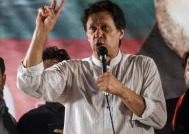 Imran Khan's sister gets preferential treatment to the Nawaz Sharif