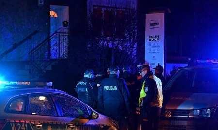 'Escape Room' fire in Poland kills 5 women