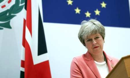 PM Theresa May considering delaying brexit