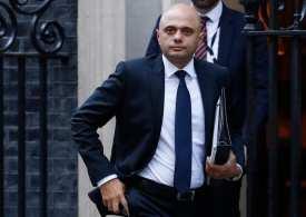 Home Secretary Sajid Javid bans Lebanese movement Hezbollah