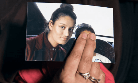 Shamima Begum ISIS Bride - bring her home