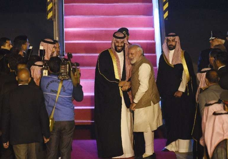 Saudi prince projects $100billion  investment in India