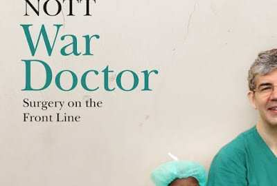 David Nott - The War Doctor